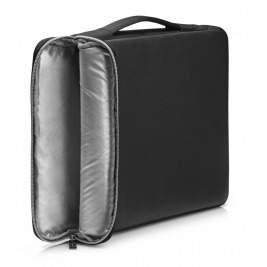 HP 14'' Carry Sleeve Black/Silver