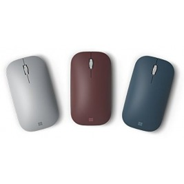 Microsoft Surface Mobile Mouse Bluetooth 4.0, Platinum
