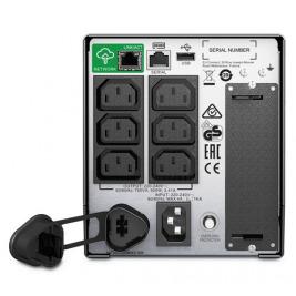 APC Smart-UPS 750VA LCD 230V with SmartConnect, promo 7