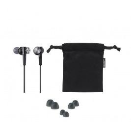 SONY sluchátka MDR-XB50AP, handsfree, modré