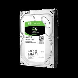 HDD 500GB Seagate BarraCuda 32MB SATAIII 7200rpm