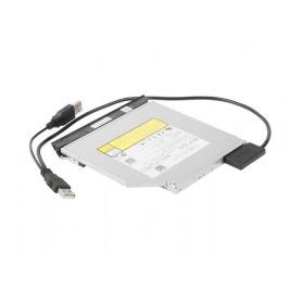 Kabel CABLEXPERT adaptér USB na Slim SATA SSD, DVD