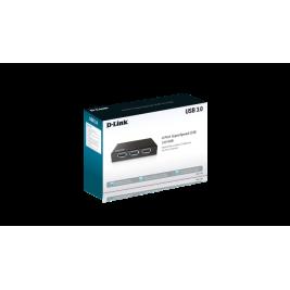 D-Link DUB-1340 4-Port Superspeed USB 3.0 HUB
