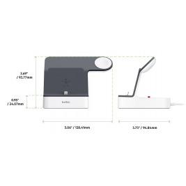 BELKIN PowerHouse Charge Dock for iPhone & Apple Watch
