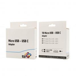 TB Touch Adapter USB CM - micro USB F
