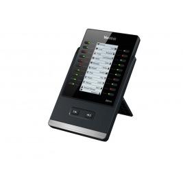 Yealink EXP40 exp. modul s LCD, 20 tl., k tel. T46G a T48G