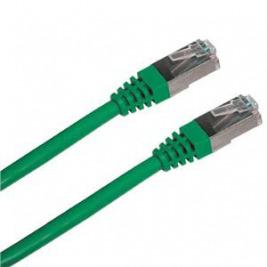 Patch cord FTP cat5e 5M zelený