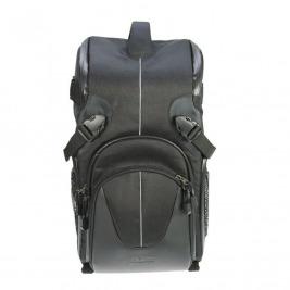 Doerr YUMA Double SlingBagpack black/silver fotobatoh