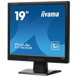 19'' LCD iiyama P1905S-B2 - SXGA,5ms,250cd/m2, VGA,DVI,repro + tvrzené sklo