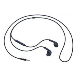 Samsung sluchátková sada stereo s ovládáním EO-EG920B, konektor 3,5 mm, modročerná