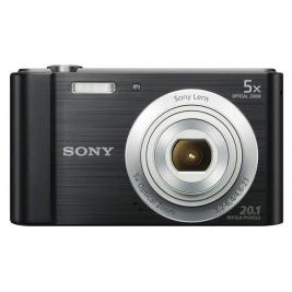 Sony Cyber-Shot DSC-W800 černý,20,1M,5xOZ,720p