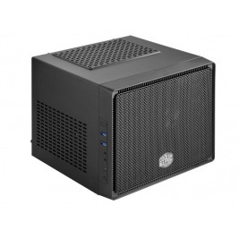 case Cooler Master mini ITX Elite 110, black, mini ITX, bez zdroje
