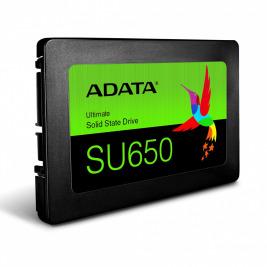ADATA SSD SU650 960GB 2,5'' 520/450MB/s