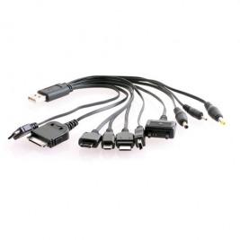 Univerzální USB nabíjecí kabel