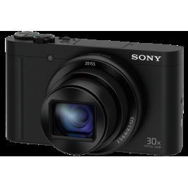 Sony DSC-WX500 černá,18,2Mpix,30xOZ,fullHD,WiFi