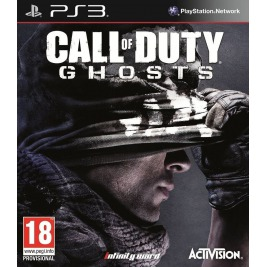 PS3 - Call of Duty: Ghosts