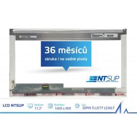 LCD PANEL NTSUP 17,3'' 1600x900 30PIN TLUSTÝ LESKLÝ