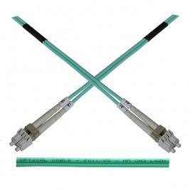 Optický patch kabel duplex LC-LC 50/125 MM 15m OM3