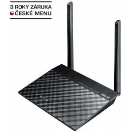 ASUS RT-N12PLUS N300 router/AP/rep,2xod5dBi