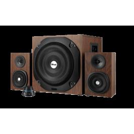 zvuk. systém TRUST Vigor 2.1 Subwoofer Speaker Set - brown