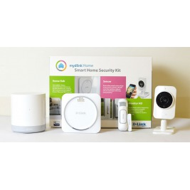 D-Link DCH-107KT Home Security Starter Kit