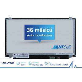 LCD PANEL NTSUP 15,6'' 1920x1080 30PIN TENKÝ LESKLÝ