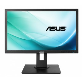 AKCE_22'' LED Asus BE229QLB - Full HD, 16:9, DVI, VGA, DP, repro.