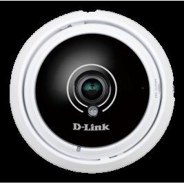 D-Link DCS-4622 WDR indoor kamera Fisheye 3Mpx PoE