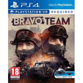 PS4 VR - Bravo Team - 3/18