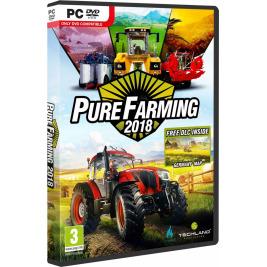 PC CD - Pure Farming 2018