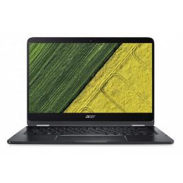 Acer Spin 7 - 14T''/i7-7Y75/8G/256SSD/W10Pro černý