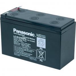 Panasonic olověná baterie LC-R127R2PG 12V 7,2Ah F1