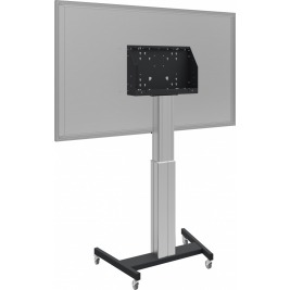 iiyama - Floor lift XL on wheels for (touch) screens bigger than 65'', max 120 kg