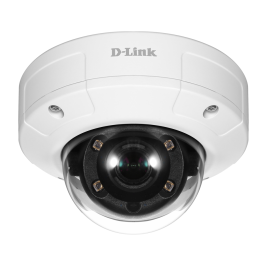 D-Link DCS-4633EV Vigilance Full HD Outdoor Vandal-Proof PoE Dome Camera