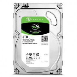 HDD 6TB Seagate BarraCuda 256MB SATAIII 5400rpm