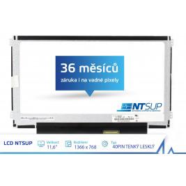LCD PANEL NTSUP 11,6'' 1366x768 40PIN TENKÝ LESKLÝ