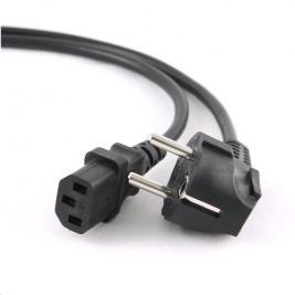 Kabel C-TECH síťový  1,8m 220/230V napájecí, VDE