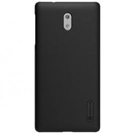 Nillkin Super Frosted Zadní Kryt Black pro Nokia 3.1
