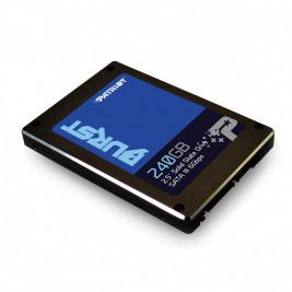 SSD 240GB PATRIOT Burst 555/500MBs