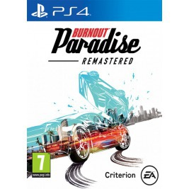PS4 - BURNOUT PARADISE REMASTERED