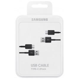Samsung Kabel USB typ C 2ks Black