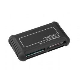 Čtečka karet ALL in One Natec Beetle, SD/MMC/micro SD/T-flash/M2/xD,CF