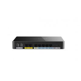 Grandstream GWN7000,enterp. router, 7xGbit portů(2xWAN,5xLAN), VPN, 300+ DWN WiFi Aps, NAT, NAS, USB