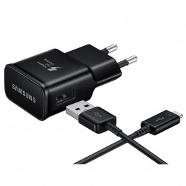 Samsung USB-C EP-TA20EBE Fast Charge Black