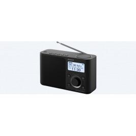 Sony rádio XDRS61DB.EU8 přenosné, černé