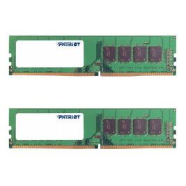 8GB DDR4-2666MHz Patriot CL19, kit 2x4GB