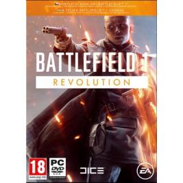 PC - BATTLEFIELD 1 REVOLUTION EDITION