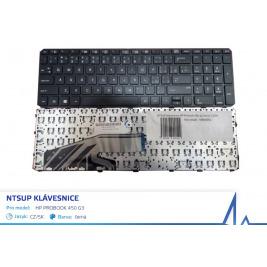 NTSUP Klávesnice HP Probook 450 g3 černá CZ/SK