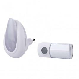 Bezdrátový zvonek s optickou signalizací