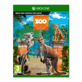 XBOX ONE - Zoo Tycoon Ultimate Animal Collection
